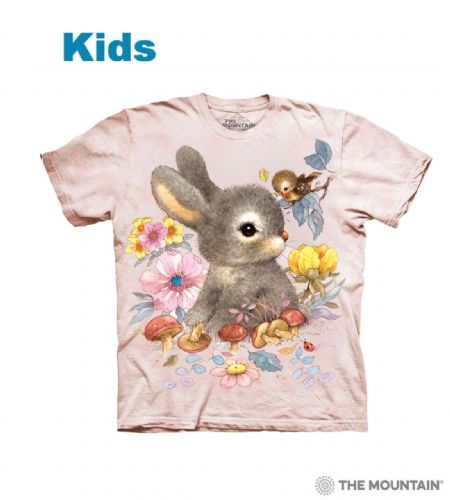 Baby Bunny  - Kids Animal T-shirt - The Mountain®